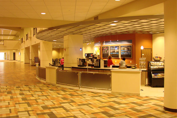 Malls and Retails: Faith Family Cafe